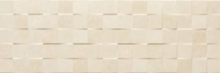 Настенная плитка Tau Ceramica Yaiza Beige Decor M Relieve Cubic 72,32M2 25×75