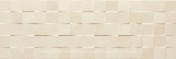 Настенная плитка Tau Ceramica Yaiza Beige Decor M Relieve Cubic 25×75