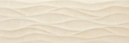 Настенная плитка Tau Ceramica Yaiza Beige Decor M Relieve Brisa 72,32 M2 25×75