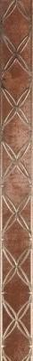 Бордюр Argenta Zeppelin Melville Bronze 4,5×50