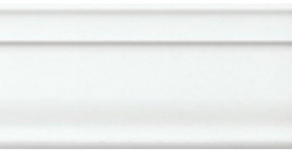 Бордюр Pamesa Royals Selection Century Alzata Royals Snow 18 Шт/кор. 15х30