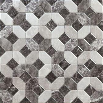 Плитка напольная Alaplana Caprice Marmol Gris 45×45