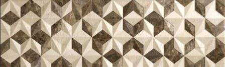 Плитка настенная Alaplana Doria Mosaic 25×75