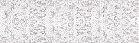 Плитка настенная Argenta Silk Stripes Smoke1 25×80