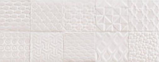 Плитка настенная Argenta Folk Mosaic Perla Azulejo 20×50