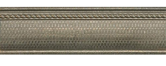 Бордюр Newker Atelier Cornisa Bronze 6×29,5