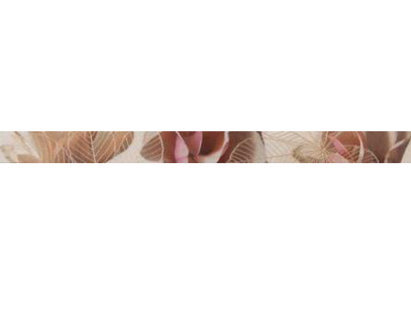 Фриз Myr Ceramica Trevi Beige 934 6×75