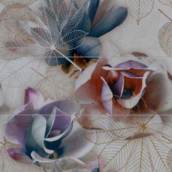 Декор Myr Ceramica Trevi Gris  D-934 75×75
