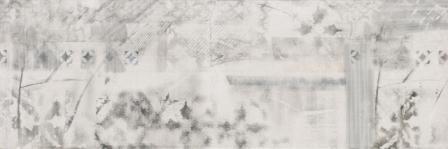 Плитка настенная Myr Ceramica Street Blanco Decor Geo 25×75
