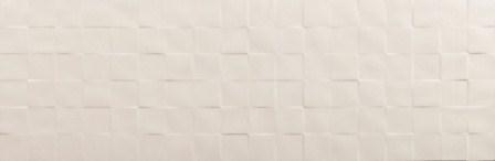 Настенная плитка Newker Current Ubiq Nacar White 29,5×90