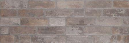 Плитка настенная Keraben Wall Brick Old Smoke 30×90