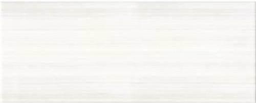 Плитка настенная Ceramika Konskie Italia White 20×50