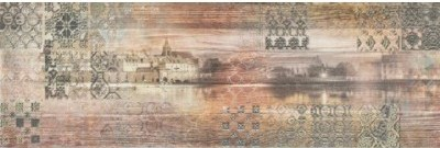 Декор Ceramika Konskie Ottavio 4 Inserto ceram. 25×75