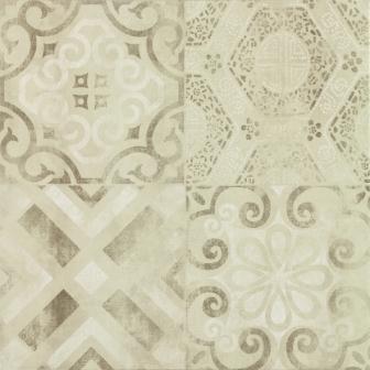 Плитка напольная Ceramika Konskie Dortmund Raphael Beige Gres Szkliwiony 45×45