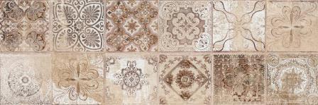 Декор Ceramika Konskie Tango Beige Inserto ceram. 25×75