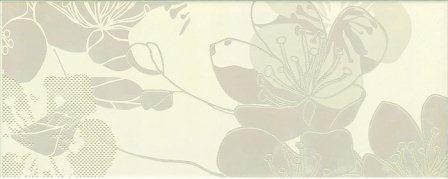 Декор Ceramika Konskie Aura Ivory A Inserto ceram 20×50