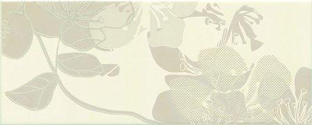 Декор Ceramika Konskie Aura Ivory B Inserto ceram 20×50