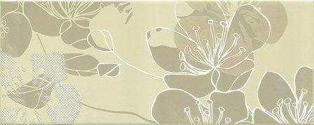 Декор Ceramika Konskie Aura Olive A Inserto ceram 20×50