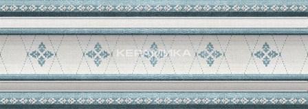 Фриз Mayolica Victorian Cenefa 10×28