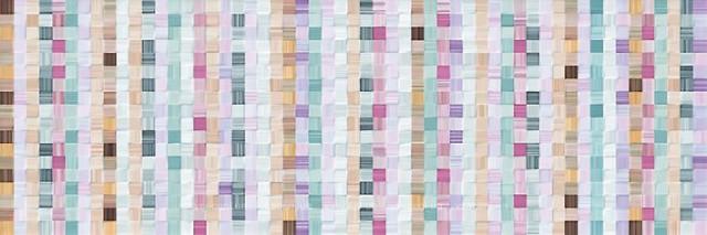 Плитка настенная Navarti Mosaic Square Bands 20×60
