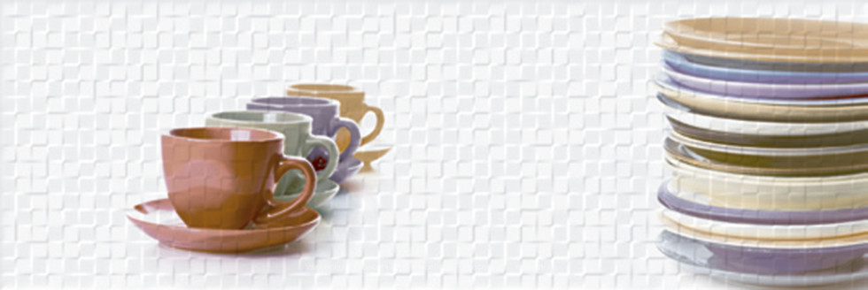 Декор Navarti Mosaic Menage Blanco 20×60