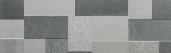Плитка настенная Navarti Bethel Necker Antracita 30×90
