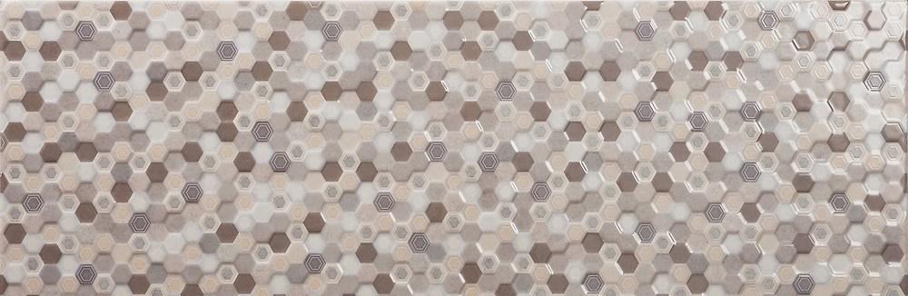 Плитка настенная Navarti Mana Taupe Decor 25×70
