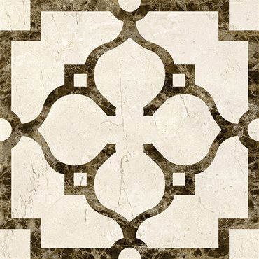 Плитка напольная Navarti Crema Marfil Decor 60×60