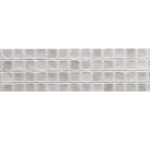 Плитка настенная Roca Colette Gris Mosaico 21,4×61