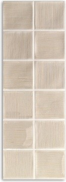 Плитка настенная Roca Arlette Mosaico Vison 21,4×61