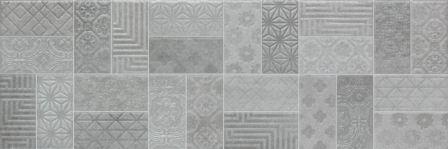 Плитка напольная Saloni Ethos Meteor Gris 20×60