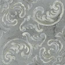 Плитка Bestile Veronese gris decor brillo 75×57
