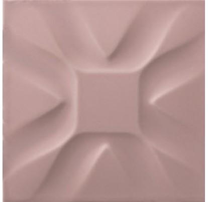 Плитка Bestile Estoril decor rosa humo 25×25