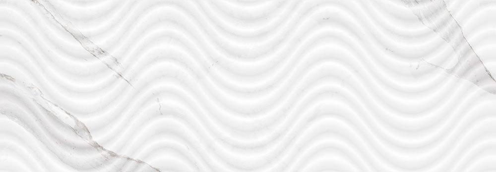 Плитка Geotiles ASARO BLANCO RLV 30х90
