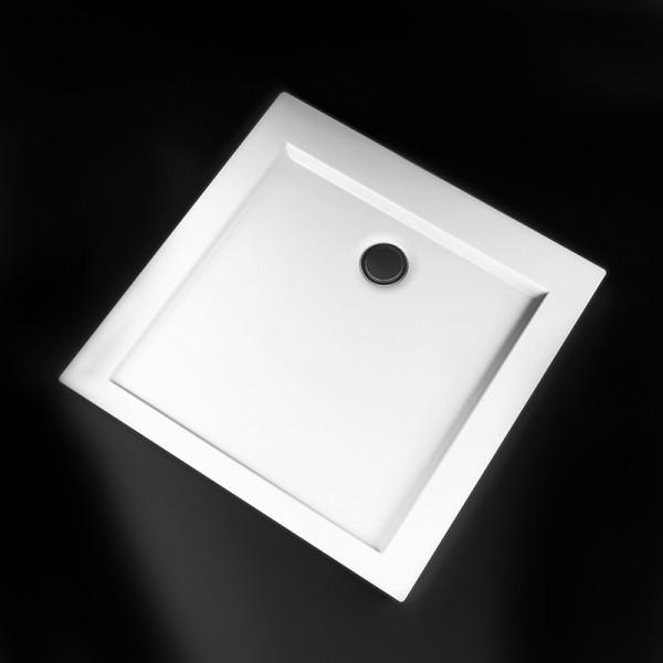 Душевой поддон из искусственного камня TEBE, Marmorin, P530090 200