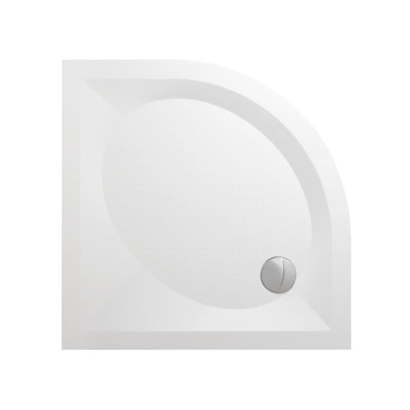 Душевой поддон из литого камня PAA ART RO в комплекте 90 R550 4W