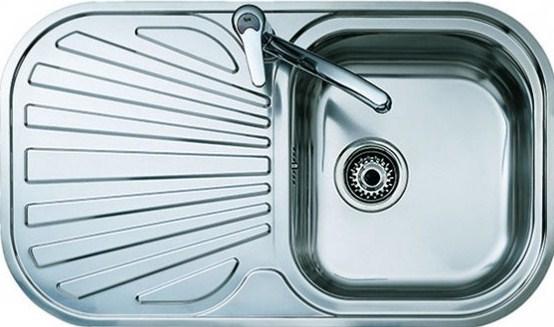 Кухонная мойка Teka STYLO 1B 1D  830х485 (10107021)