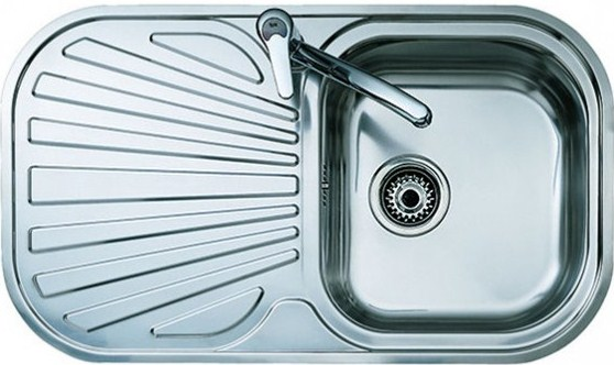 Кухонная мойка Teka STYLO 1B 1D  830х485 (10107043)