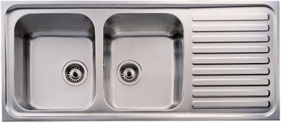Кухонна мийка Teka CLASSIC 2B 1D 1160х500 (10119023)