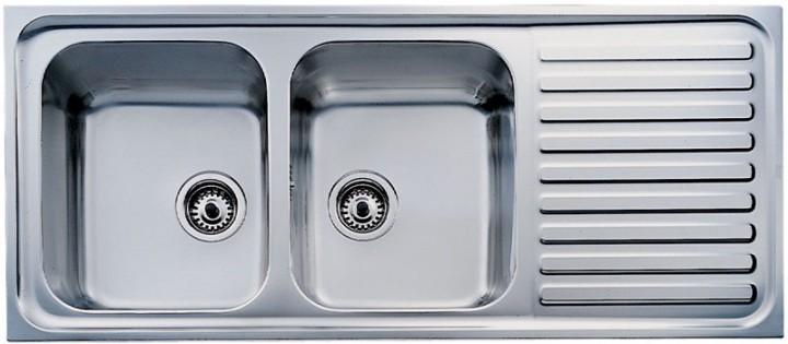 Кухонная мойка Teka CLASSIC 2B 1D 1160х500 (10119051)