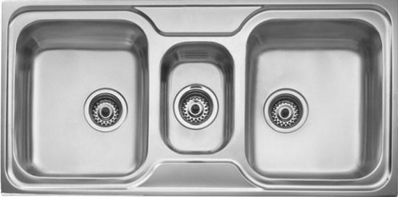 Кухонная мойка Teka CLASSIC 2 1/2 B 1000х500 (10119080)