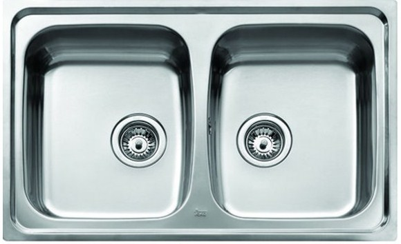 Кухонная мойка Teka UNIVERSO 2B 79 790х500 (10120003)