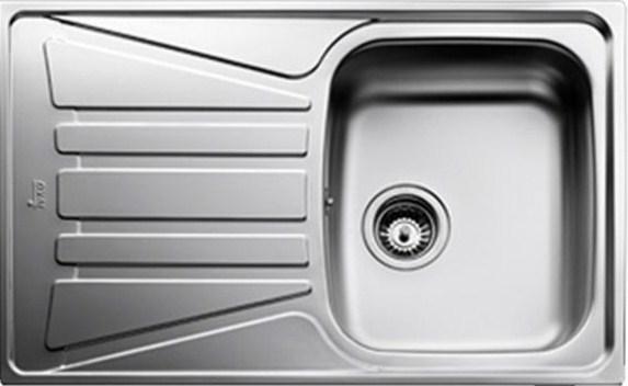 Кухонная мойка Teka Basico 79 1B 1D 790х500 (10124002)