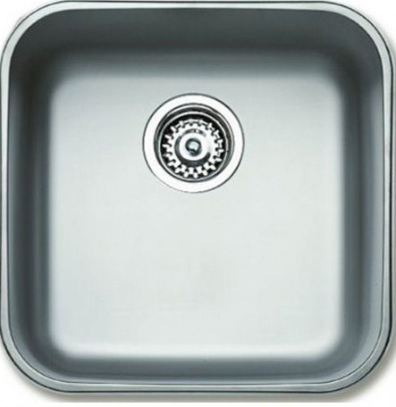 Кухонная мойка Teka BE 40.40 (18) 400х400 (10125005)