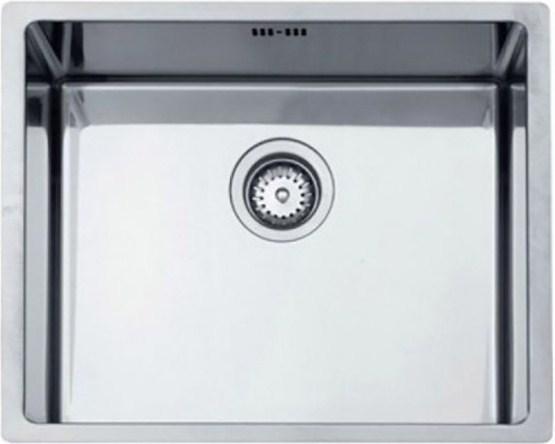 Кухонная мойка Teka BE LINEA 45.40 R15 450х400 (10125133)