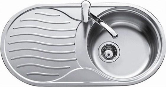 Кухонная мойка Teka DR 78 1B 1D 780х440 (10130003)