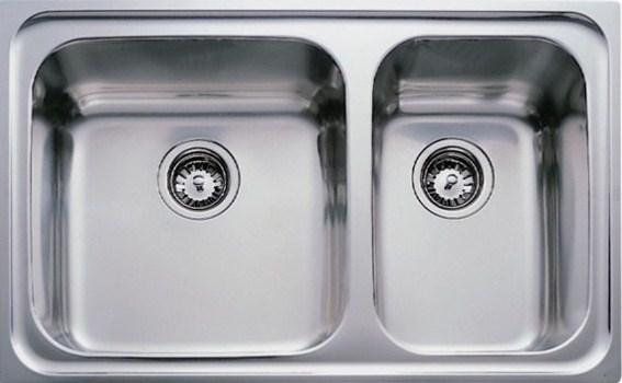 Кухонна мийка Teka CLASSIC 2B 80 800х500 (11119055)