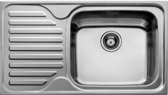 Кухонная мойка Teka CLASSIC MAX 1B 1D LHD 860х500 (11119201)