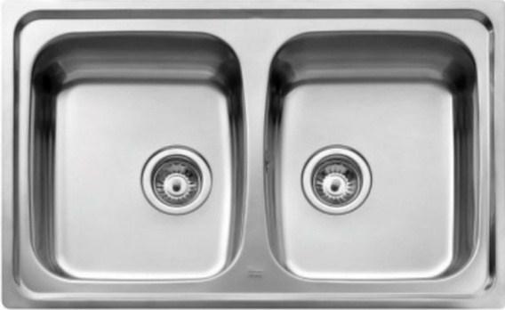 Кухонная мойка Teka Basico 79 2B 790х500 (11124025)