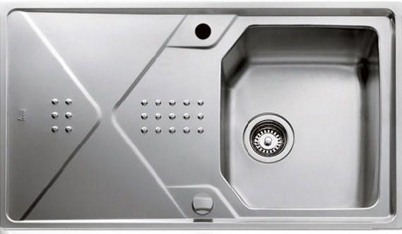 Кухонна мийка Teka EXPRESSION 1B 1D 86 860х500 (12126006)